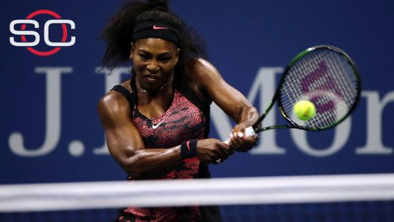 Serena storms back to beat Mattek-Sands