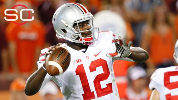 Cardale Jones the guy for Ohio State?