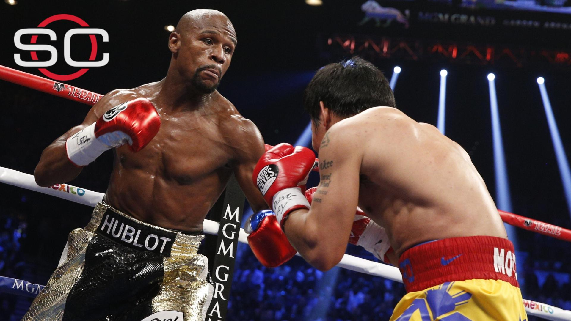 Mayweather used banned IV before Pacquiao fight