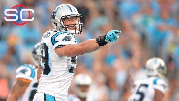 Panthers, Kuechly close to megadeal