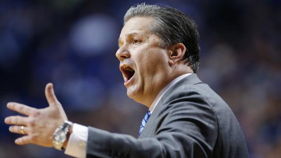 "Calipari: ""38-0?  That's going down."""