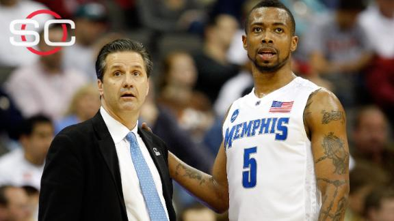 Memphis cancels Calipari tribute over fan outrage