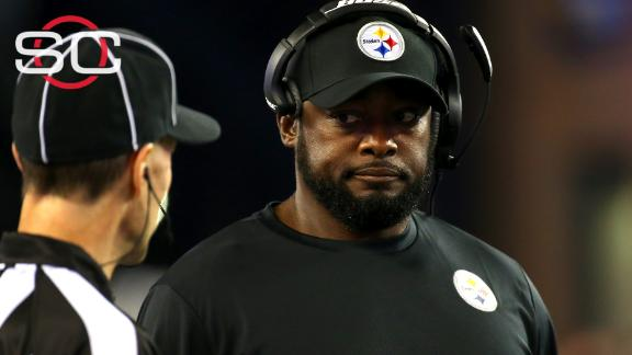 Steelers won't file complaint over headset failure