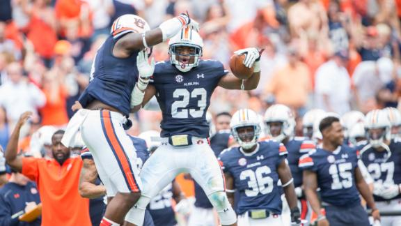 sec down to seven in top 25 auburn tumbles 12 spots after ot win abc30