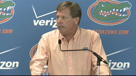 McElwain: 'I'm not proud about it and neither is my mother'