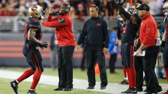 49ers well-prepared for Reggie Bush injury