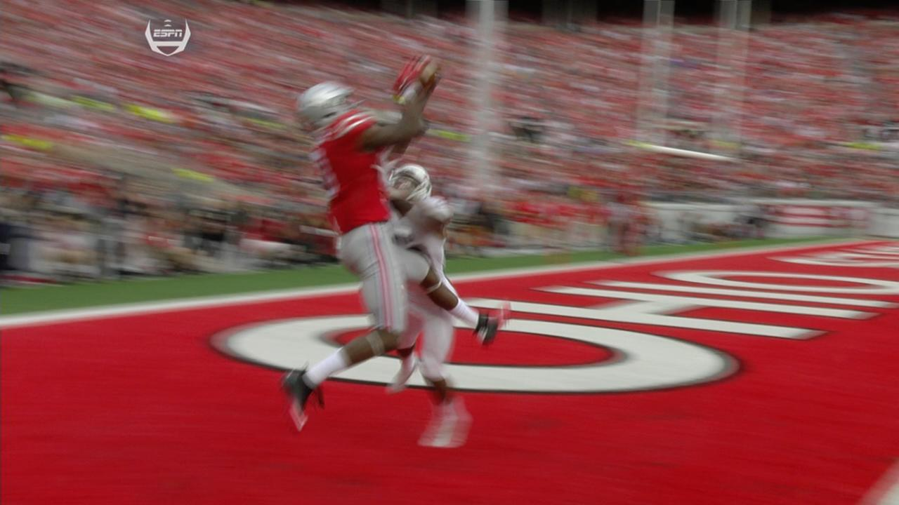 Ohio State ties the game