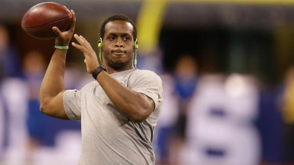 Jemele Hill: Geno Smith's time with Jets probably over