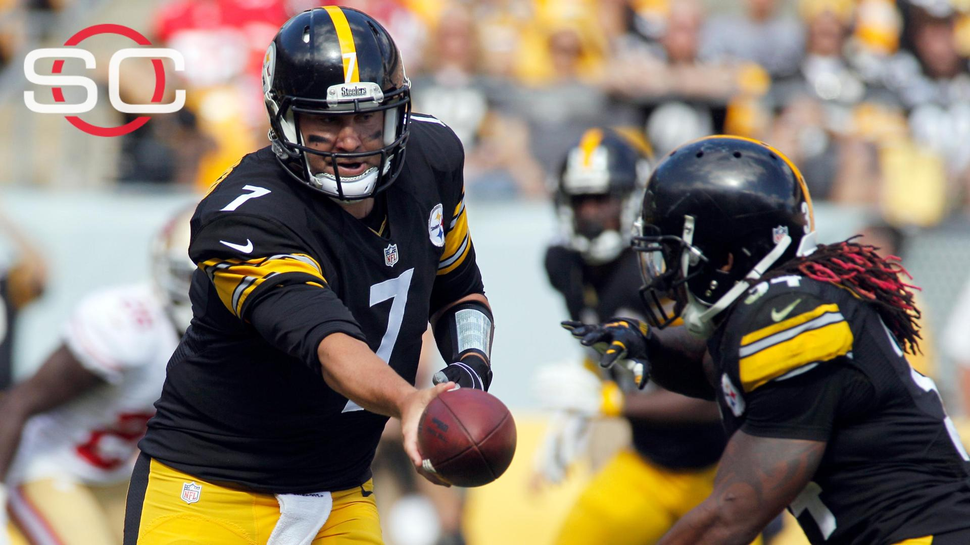 Big Ben: Steelers will keep going for 2