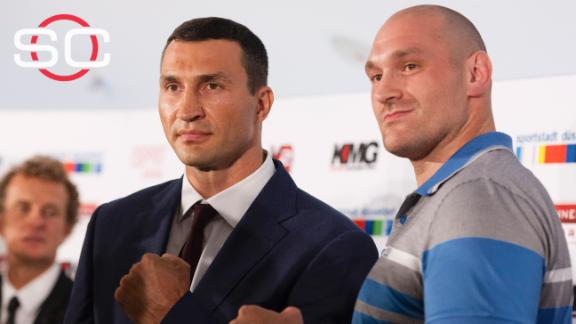 Calf injury to Klitschko postpones fight with Fury