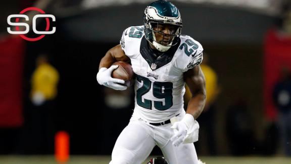 Will DeMarco Murray play against Jets?