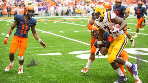 College Football Top Plays: Week 4