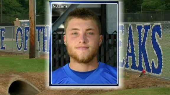 Lacerated spleen cause of HS quarterback's death