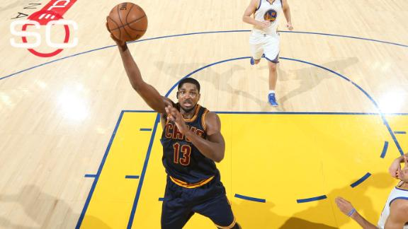 Will Cavs, Tristan Thompson agree to new contract?