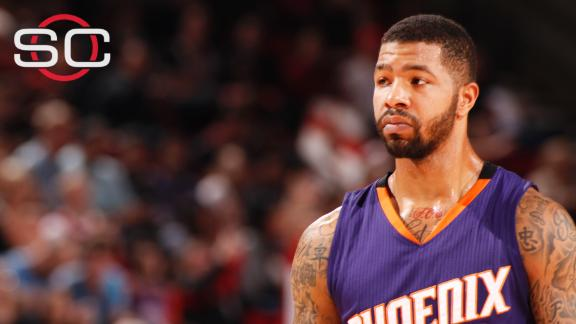 Markieff Morris expresses desire to remain with Suns