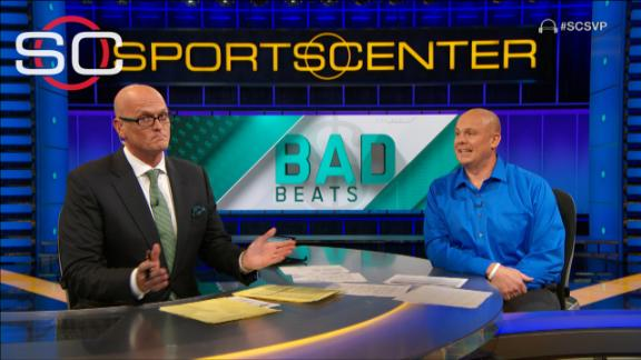 SVP presents his bad beats