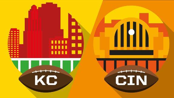 How to bet on Kansas City-Cincinnati