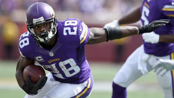 Broncos D will be too much for Adrian Peterson