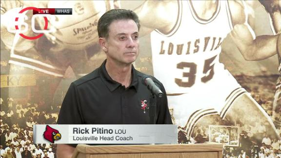 Pitino responds to claims made in book