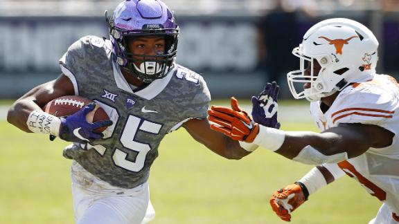 TCU sends Texas to worst start since 1956