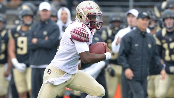 Florida State holds off Wake Forest