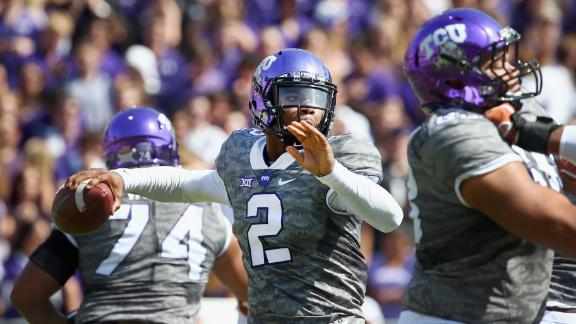 TCU embarrasses Texas