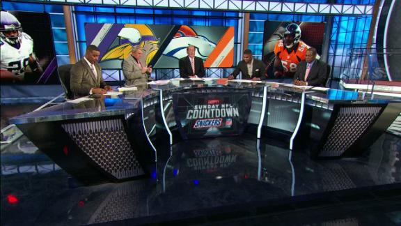 Video - Is Adrian Peterson enough for Vikings to top Broncos?