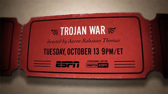 30 for 30: Trojan War - Trailer