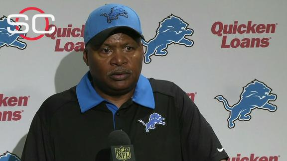 Caldwell: 'We're not going to cry about it'
