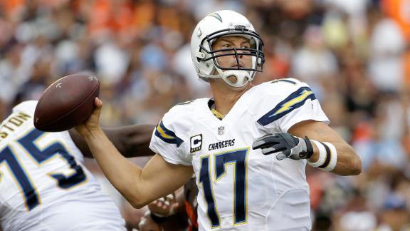 Fantasy Football With The W: QB's to start in Week 5