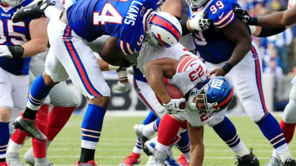 Fantasy Football With The W: Players to drop