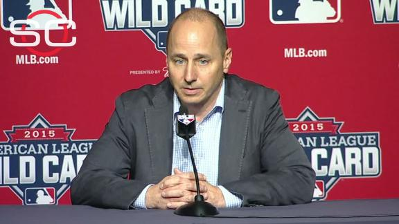 Cashman: Organization is supporting Sabathia