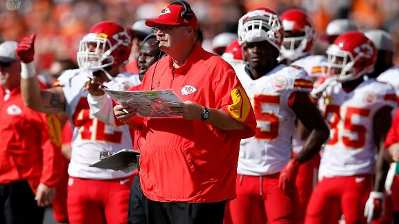 Schedule takes a decidedly easier turn for Chiefs