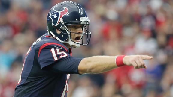 Mallett To Stay Texans' Starter