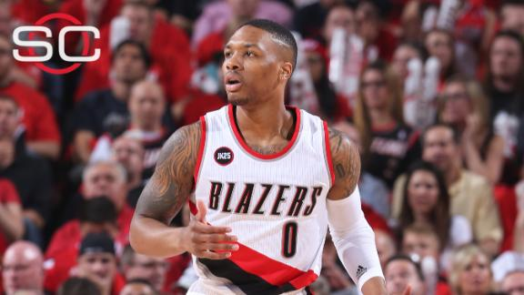 Blazers building around Lillard