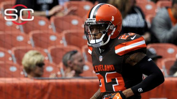 Joe Haden's last minute status switch has NFL asking questions