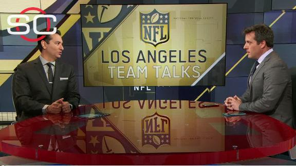 Will the NFL move a team to Los Angeles?