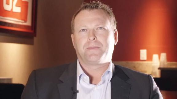 Brodeur on jersey retirement: 'It's a great honor'