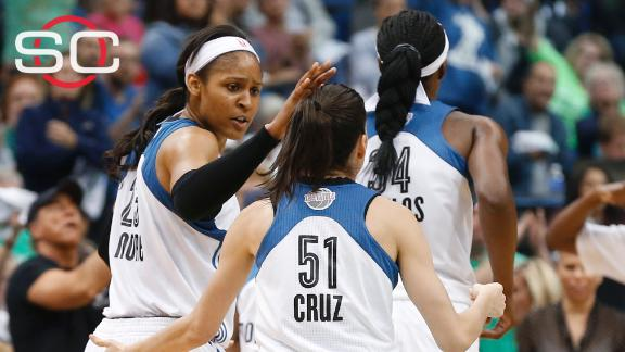 Lynx even WNBA Finals with 77-71 win