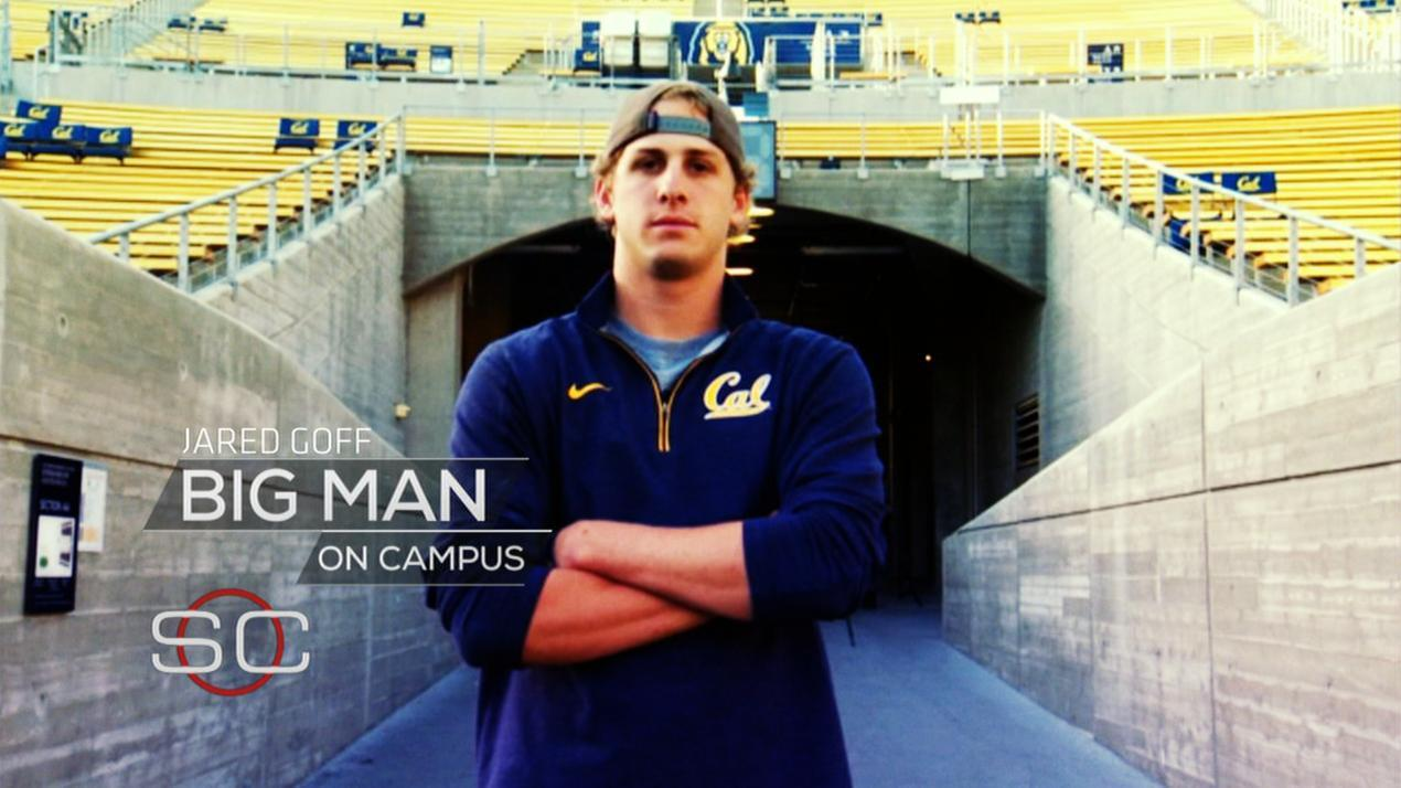 Big Man On Campus: Jared Goff