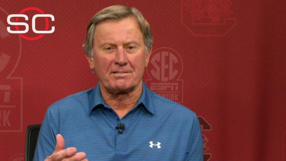 Spurrier: We wanted to do the right thing