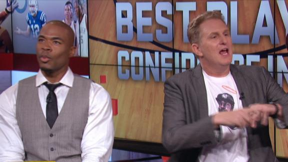 Rapaport defends LeBron on Sportsnation