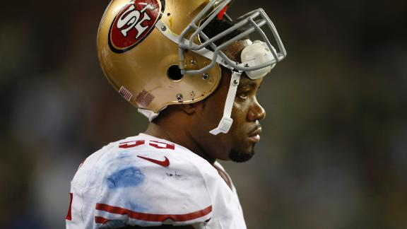 49ers' Brooks out Sunday following sister's death