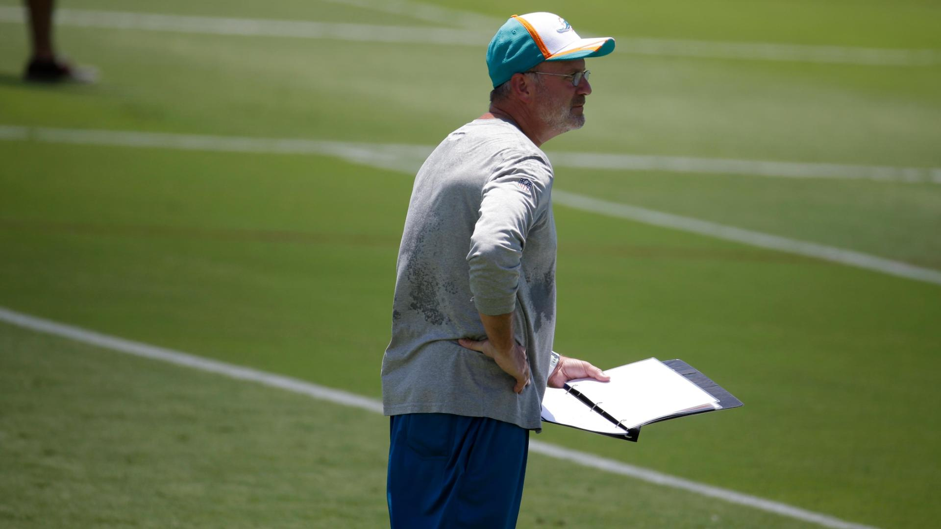Dolphins fire D-coordinator Kevin Coyle, name Lou Anarumo replacement