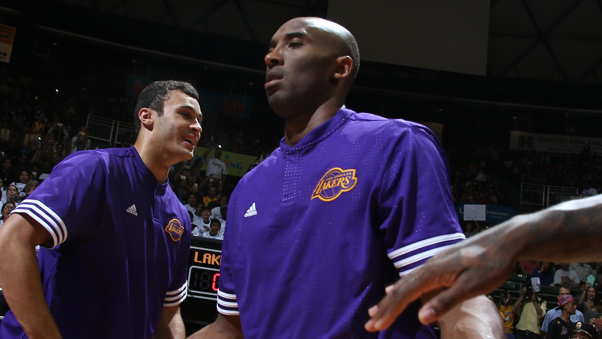 Rose: There aren't 92 players better than Kobe