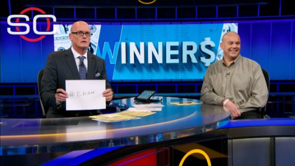 SVP picks his winners
