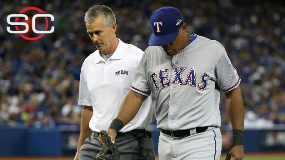 How much will Rangers miss Adrian Beltre?
