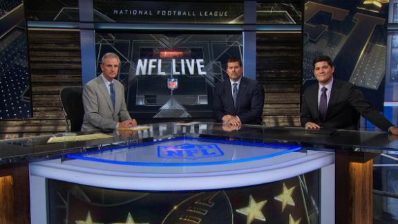 Video - NFL Live OT: Undefeated upset alert