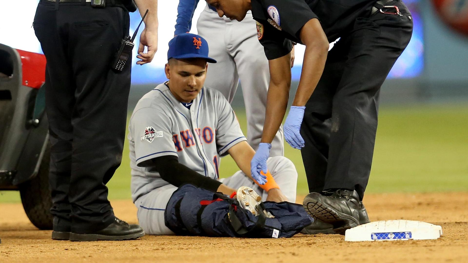 Utley's slide takes out Tejada, causes controversy