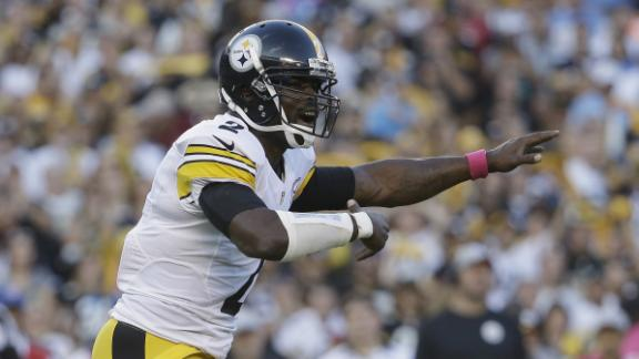 Steelers wild about Bell; beats S.D. on final play